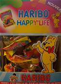 Haribo 30 Sachets Happy'Life
