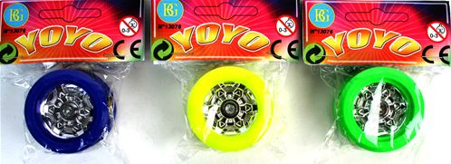 Lot de 12 Yoyo Débrayable 5 Cm