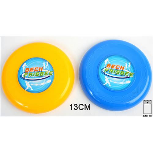 Lot de 12 Mini Frisbee 13 Cm